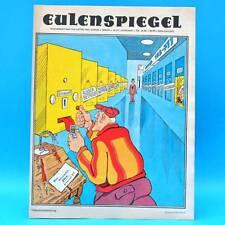 Eulenspiegel 24/1986 | DDR-Wochenzeitung für Satire und Humor | Geburtstag B