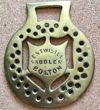 More details for makers horse brass enwistle saddler bolton
