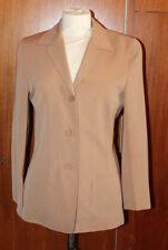 Taifun Collection Blazer beige braun 34/36/XS/S Business Büro
