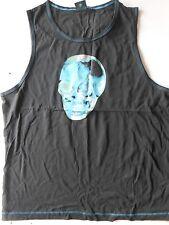 MYLENE FARMER debardeur tee shirt TOURNEE 09 NANTES HOMME taille XL (TS041) neuf