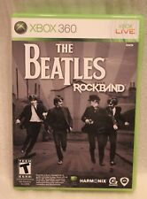 The Beatles: Rock Band (Microsoft Xbox 360, 2009) Video Game Xbox