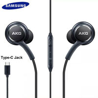 New USB Type-C Headphones AKG For Samsung Galaxy Note 10 Plus S20+ Ultra OEM
