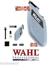 WAHL Cordless PRO Pocket Mini TRIMMER/Clipper Set-Blade,Guide Combs,Battery Kit