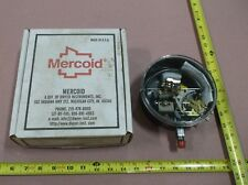 Mercoid Pressure Switch DA-21-2-105