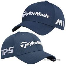 TaylorMade M1/TP5 Tour Radar Hat Adjustable Mens Golf Hat 2017 Mineral Blue