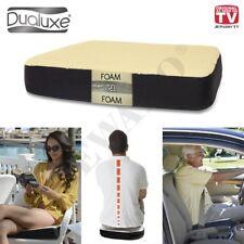 Dualuxe® Gelkissen, Sitzkissen für einen Extra Komfort - Original aus TV-Werbung