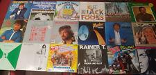 50 x LP´s Vinyl LP Sammlung, sehr gut bis neu,aus Auflösung,deutsche Interpreten
