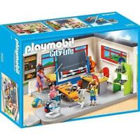 Playmobil 9455 City Life History Class with Functional Blackboard