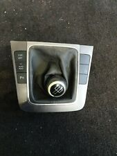 2008 VW PASSAT 2.0 SE TDI 5DR ESTATE 5 SPEED GEAR KNOB & GAITER #6853