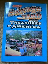Salvage Yard Treasures of America by Cars & Parts Magazine Like New
