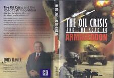 DVD: 2-DISC THE OIL CRISIS AND THE ROAD TO ARMAGEDDON.....JOHN HAGEE MINISTRIES
