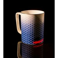Glowstone Ultimate Honeycomb Self-Heating Smart Mug Fine Bone China (12.5 fl oz)