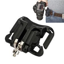 Schnelles Laden Holster Hanger Taille Gürtelschnalle Clip Halter für DSLR-Kamera