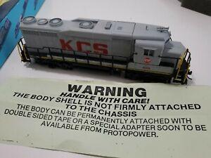 Athearn Bev-Bel GP-30 KCS Powered HO Locomotive train Dealer Display
