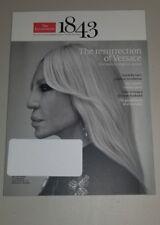 The Economist 1843  Magazine. Donatella Versace  April & May 2018 NEW