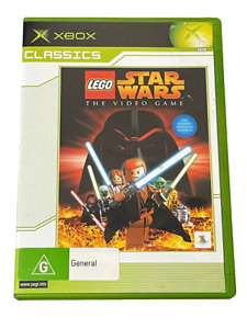 Lego Star Wars The Video Game XBOX (Classics) PAL *Complete*