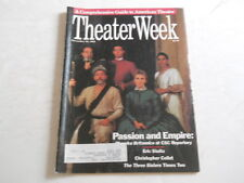 Eric Stoltz, Christopher Collet - Theater Week Magazine 1988