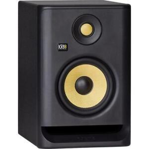 "KRK ROKIT RP5-G4 5"" 2-Way Active Studio Monitor (Black) *GREAT VALUE*"