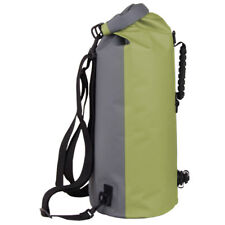 60L Waterproof Floating Dry Bag Backpack Drift Canoe Kayak Fishing Camping Swim