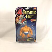 1994 The Thing Fantastic Four Action Figure ToyBiz Marvel Comic MCU Rare USA
