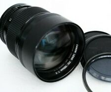 CANON FD 135mm  f2,0 - lens made in Japan