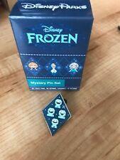 Disney Pin *Frozen* Diamond Pixel Mystery Collection - Snowgies (Snowmen)!