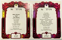 Isle of Wight Original Unused Weekend Ticket 1969 in Ex Condition - No 37176