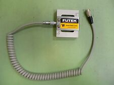 Futek S type 50 lb Load Cell Attaches to Chatillon DFGS-R-ND Digital Force Gauge