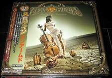 Helloween - Unarmed: Best of 25th Anniversary JAPAN CD + DVD (2009) NEW DIGIPAK