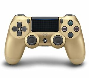 Sony wireless PlayStation 4 DualShock 4 Controller, Gold New Original ps4 gamer