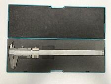 "FOWLER 52-058-008 VERNIER CALIPER 0-200MM X 8"""