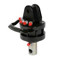 Rotatore idraulico Versione ad albero-mod.TR15-carico 1.2 tonnellate