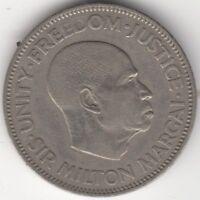 1964 Sierra Leone Twenty Cents | Pennies2Pounds