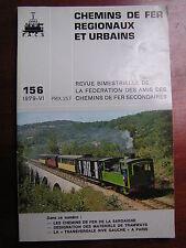 Chemins de fer secondaires 156 1979 CAGLIARI SASSARI LURAS CHILIVARI DOLIANOVA