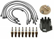 """ACDelco Ignition Kit Distributor Rotor Cap Wire Spark Plugs .035"""" For Chevy V8"""