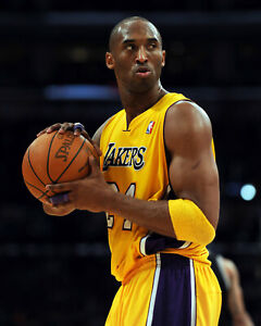 Kobe Bryant Los Angeles Lakers - Unsigned 8x10 Photo