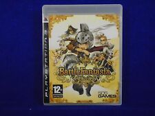 *ps3 BATTLE FANTASIA (NI) A Fighting Game Playstation PAL UK Version REGION FREE