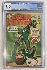 Green Lantern #59 (DC, 3/68) - 1st appearance of Guy Gardner - CGC 7.0 (FN/VF)