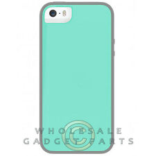 Skech Glow Apple iPhone 5/5S/i5S Case - Aqua SkyGray Case Cover Shell Protector