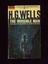 Berkley X2124 THE INVISIBLE MAN By H. G. Wells
