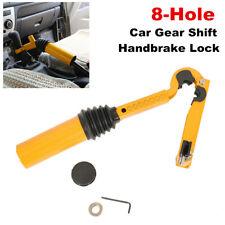 8-Hole Car Gear Shift Handbrake Lock Anti-theft Security Universal for Honda BMW