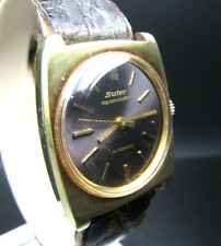 """X323 ⭐⭐Vintage """" Suter """" Aquamaster for Ladies Automatic Wrist Watch ⭐⭐"""
