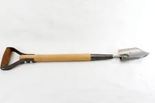 Winkler's D-Grip Standard Trowel Trapping Supplies 26 Inch Shovel
