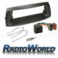 Fiat Punto Stereo CD Radio Facia Fascia Plate Panel ISO Surround Fitting Kit