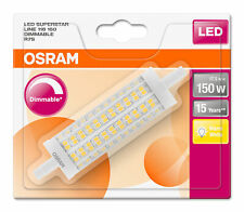 OSRAM LED SUPERSTAR R7s 17,5 W 2452 Lm 2700 K Dimmbar Lampe - Warmweiß