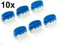 10 stk 314 blau Kabelverbinder für Gardena Husqvarna-Automower DE