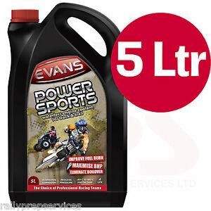 Evans Waterless Coolant POWER SPORTS 5L Race Rally Off Road 4x4 Modern Vehicle