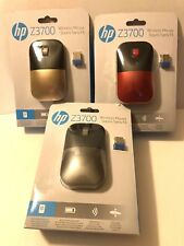 HP Z3700 Wireless Mouse Silver, by HP Consumer, (HP z3700 Wireless Mouse Silver)