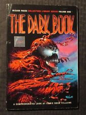 1994 THE DARK BOOK v.1 FN- 5.5 Wizard Comic Book Villains - Carnage Cover