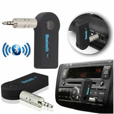 RICEVITORE ADATTATORE JACK 3.5MM VIVAVOCE BLUETOOTH V3.0 AUTO AUX STEREO AUDIO